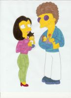 TS: Disco Stu's Family by Cartuneslover16