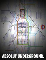 Absolut Underground by smellslikesex