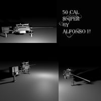 50cal sniper by unknownknite
