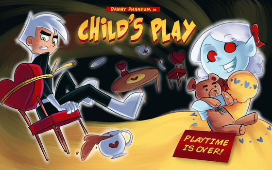 Child's Play by notbecca
