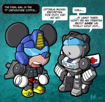 Lil Formers - DisFormers by MattMoylan