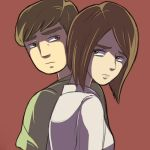 WD: Doug or Carley by keterok