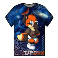 TJFoxx Shirt by Tavi-Munk