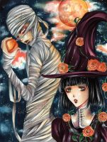 Happy Halloween 2007 by Giname