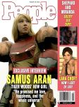 People Magazine: Samus Cover by SenseiUkyo