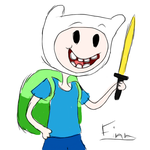 Finn The Human Request For TheCursedCastle by VideogameKitty99