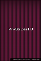 PinkStripes HD by Gocom