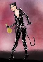 catwoman 10 by kaskajo