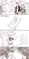 Vanlentine Comic : Love is in the air by MizukoLoveManga