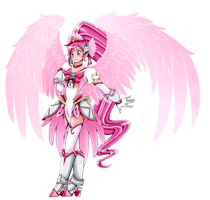 Valkyrie Cure Blossom by Aijihi