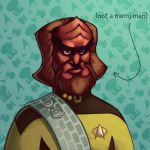 Set Phasers to 'Bemused' by HeroGear