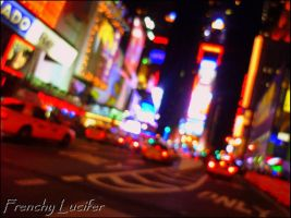 Times Square by HLea33