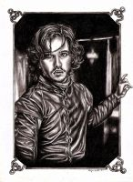 Lord Snow by vvveverka