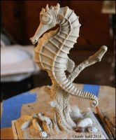 Seahorse final by RandyHand