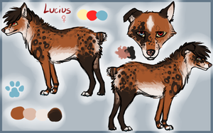 Lucius Ref Sheet- 2013 by pipamir