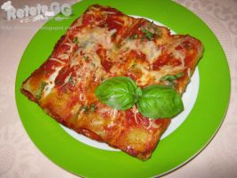 Cannelloni bolognese by DanutzaP