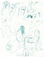 Sketches collection by SteveAhn