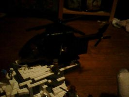 Temple: Part X: The Chopper by tlrlscl