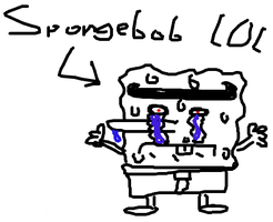 Spongebob LOL by twisterfiendish
