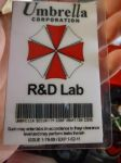 RE - Umbrella Corp. Lab by TheOracleDragon
