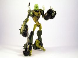 Animated oilslick (Robot mode) by scoobsterinc