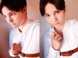 Marco Bodt [SNK] by ChorJail