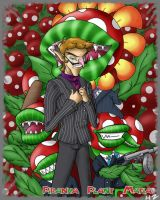 Piranha Plant Mafia by hollowzero