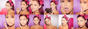 12 ariana grande icons. by Mylifeisyou