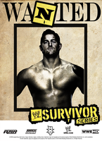 Nexus Survivor Series Poster by the-JACKANAPES