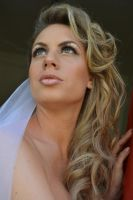 Bride Portrait Stock I by CrowsReign-Stock