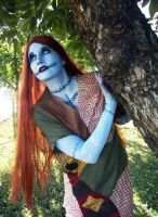 Shy Sally by CLeigh-Cosplay
