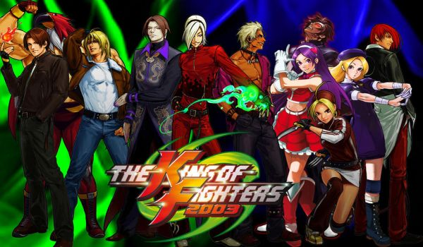 The King of Fighters 2003 Wallpaper by BLFML72