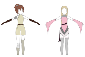 Naruto outfit adoptable 5 *closed by laurens-adoptables