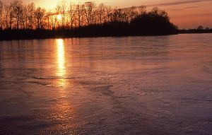 On Frozen Pond by FauxHead