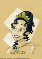 Recycled Tiana by Poppysleaf