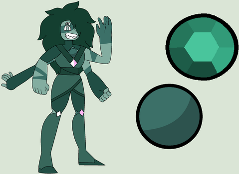 SU Fusion - Aventurine by The-Panda-Lover