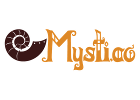 Mysti.co Logo by DarkMuse112