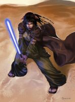 Native jedi by boscopenciller