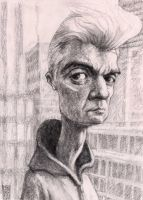 David Byrne by gabrio76
