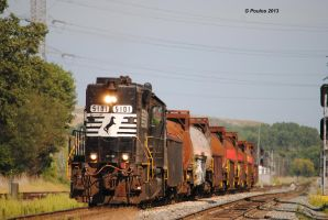 NS 5101 HM Train DC 0109 9-1-13 by eyepilot13