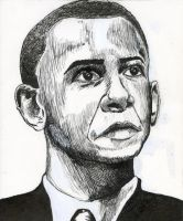 Barack the vote by nickini