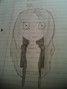 Failed Drawing attempt 2- Better by ItalianFangirl