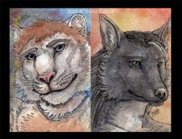 dumacountrytiger Badges by Zhiibe