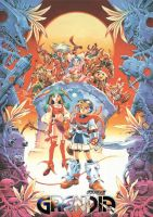 Grandia 1 by gamergaijin