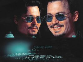 Johnny Depp wallpaper_Cannes by Nadine2390