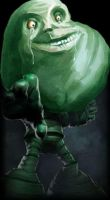 Amumu is Forever Alone by TiMaHe