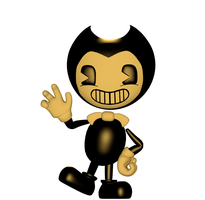 Bendy Model Showcase by AustinTheBear