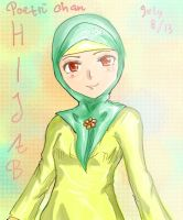 Just Hijab by Poetri-chan96