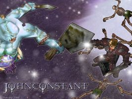 Johnconstant by Tielle