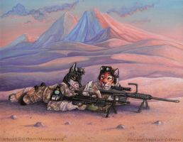 Snipers by MoonsongWolf